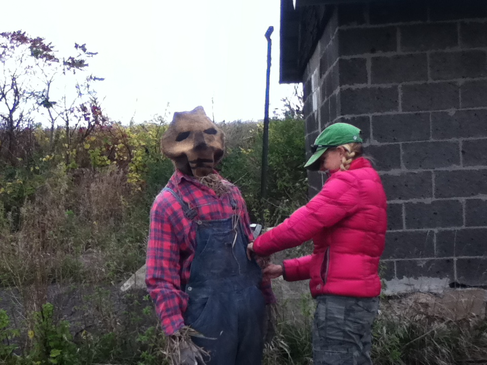 Scarecrow Horror Movie